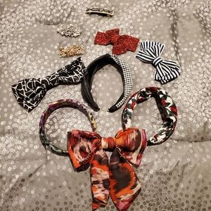 Accessories - Hair Accessories Collection